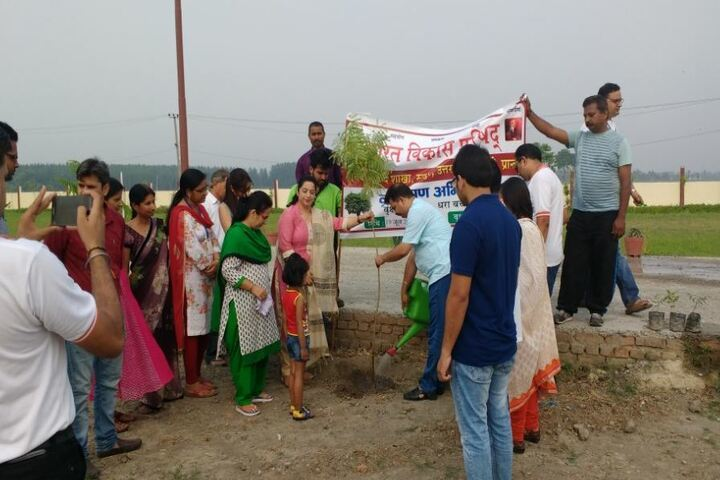Mount Litera Zee School-Plantation Day