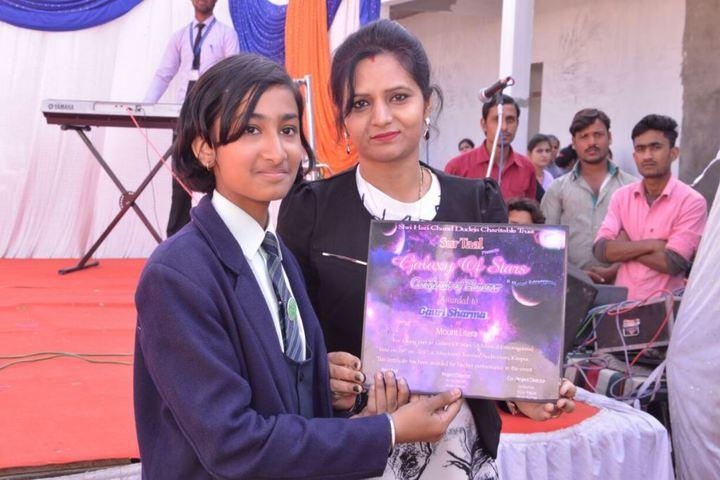 Mount Litera Zee School-Class Presentation