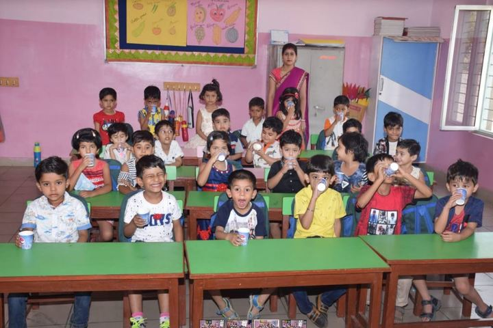 Mount Litera Zee School-Cool Party