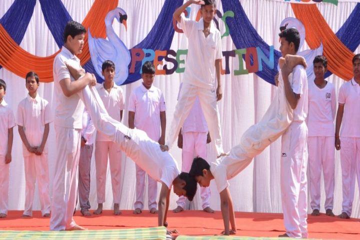 Mount Litera Zee School-Dance