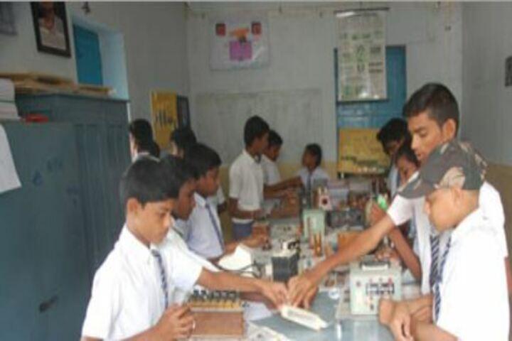 Durga Public School-Physics Lab