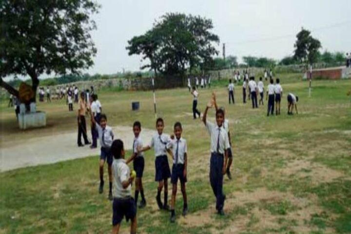 Durga Public School-PlayGround