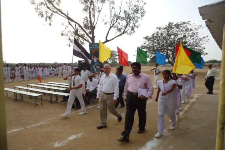 Durga Public School-Sports Day