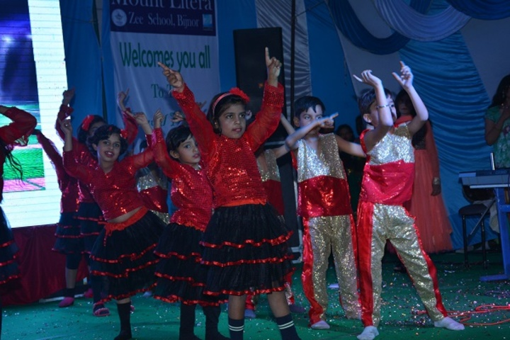 Mount Zitera Lee School-Dance Activity