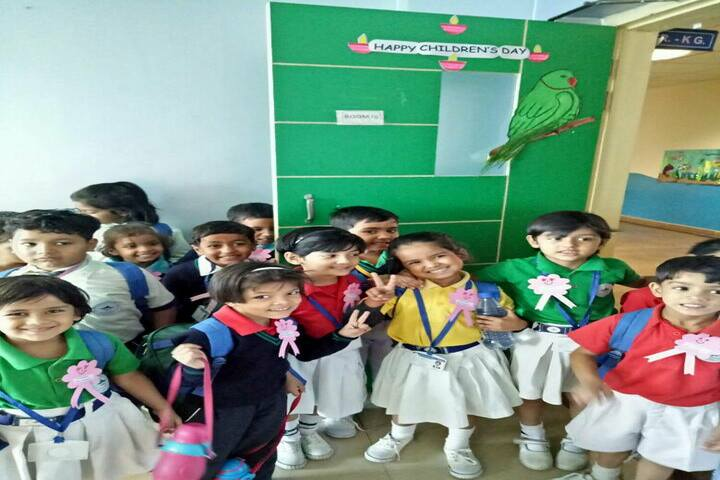 Mount Litera Zee School - Childrens day