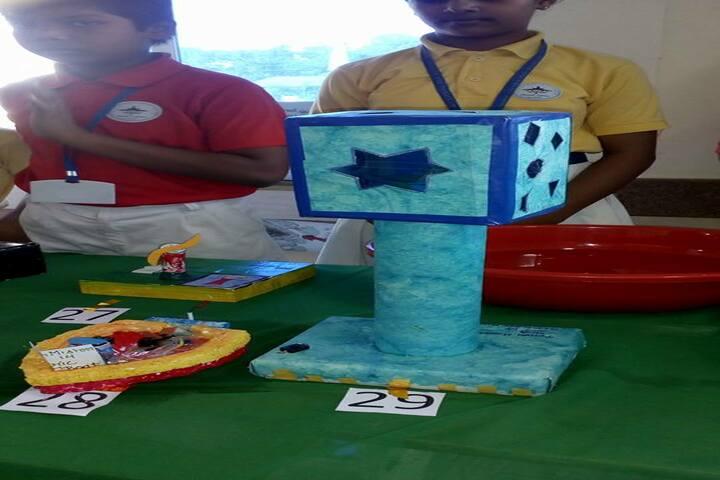 Mount Litera Zee School - School exhibition