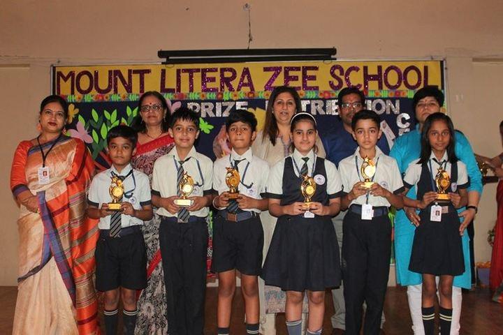 Mount Litera Zee School-Annual Award Celebrations