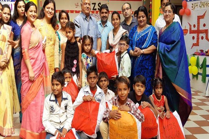 Mount Litera Zee School-Diwali Celebrations