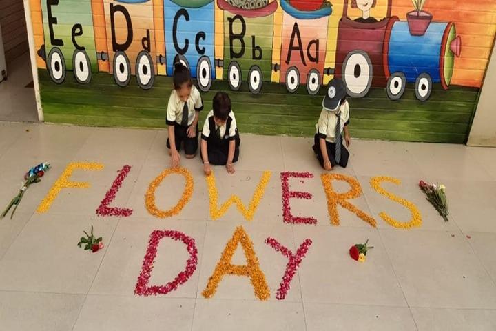 Mount Litera Zee School-Flower Day