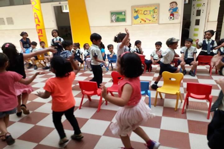 Mount Litera Zee School-Junior Wing Games