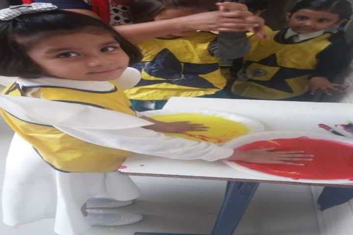 Mount Litera Zee School-Painting Activity