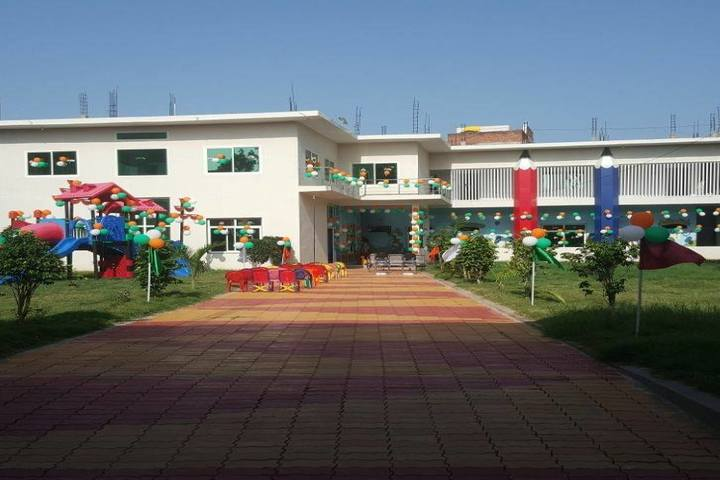 MSA Excellence Academy-Campus View