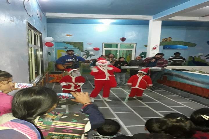 MSA Excellence Academy-Christmas Celebrations