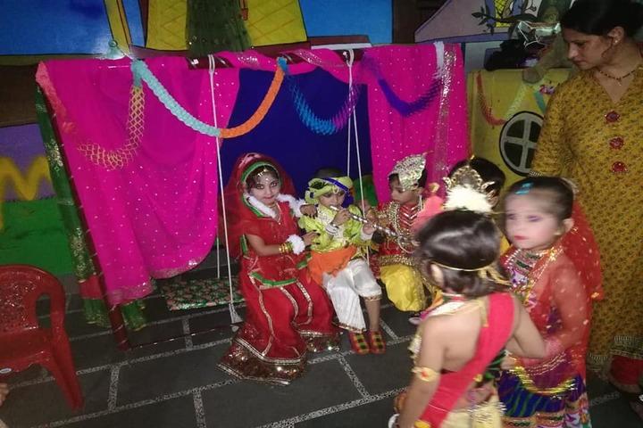 MSA Excellence Academy-Janmasthami Celebrations