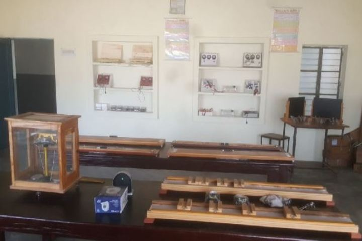 MSA Excellence Academy-Science Lab