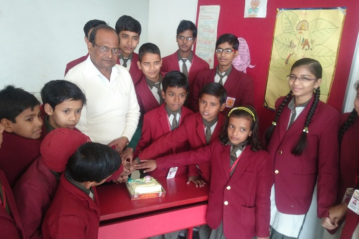 MSK International School-Birth Day Celebration