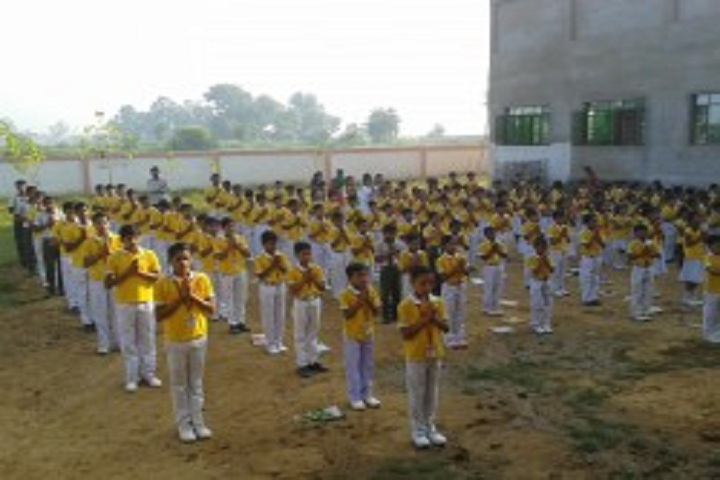 MSK International School-Assembly