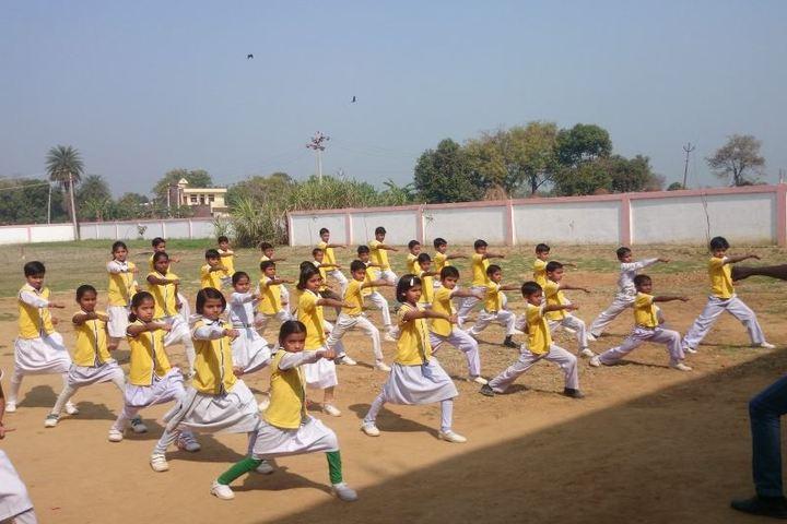 MSK International School-Karate
