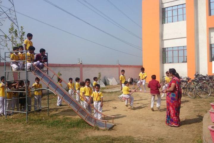 MSK International School-Play Area