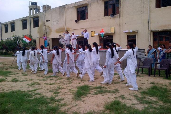 Muradnagar Public School-Assembly