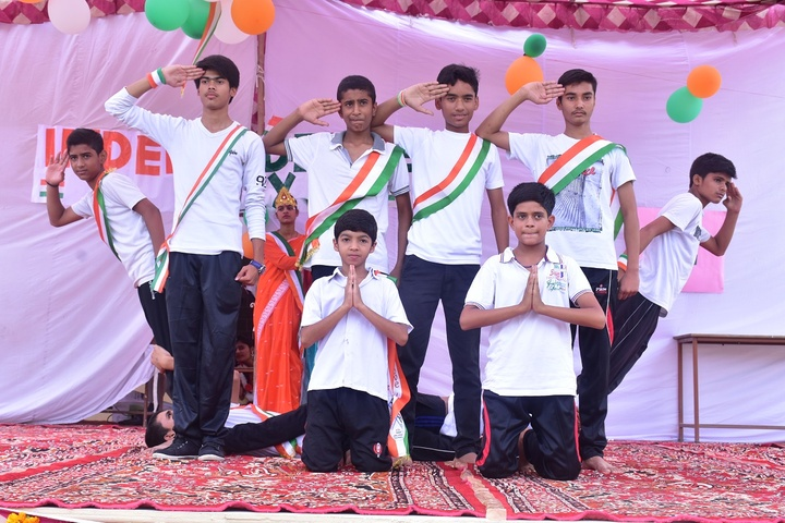 Muradnagar Public School-Independence Day