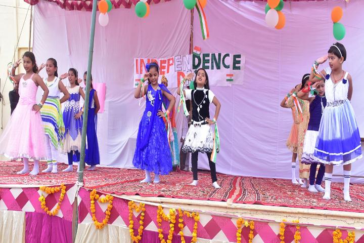 Muradnagar Public School-Dance