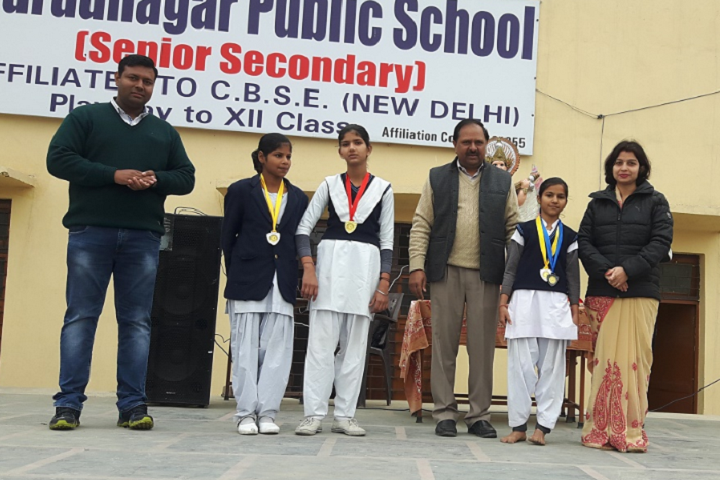Muradnagar Public School-Award