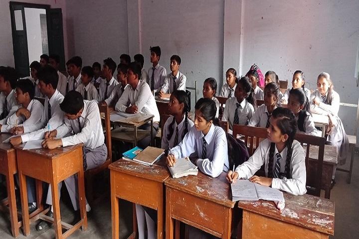 NE Railway Senior Secondary School-Classroom