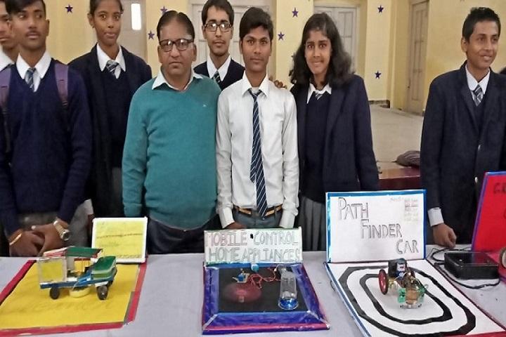 NE Railway Senior Secondary School-Exhibition