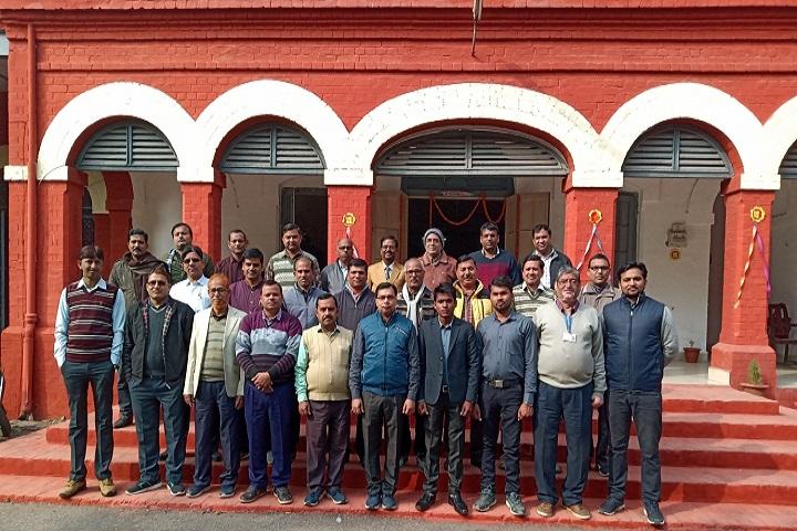 NE Railway Senior Secondary School-Staff