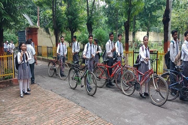 NE Railway Senior Secondary School-Students