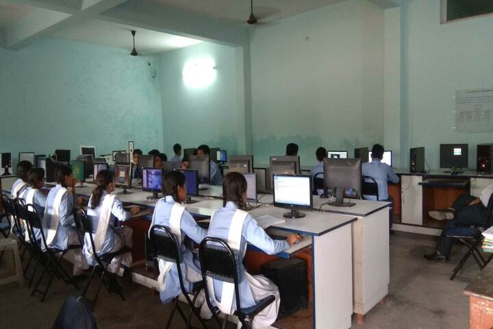 N S Children Academy-Computer Lab