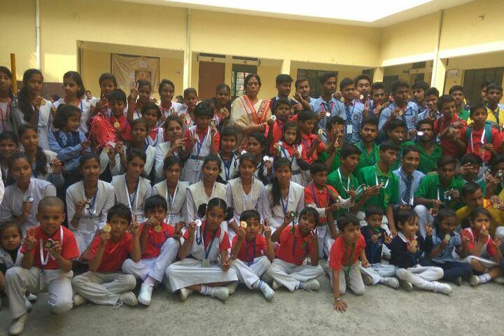N S Children Academy-Group Photo