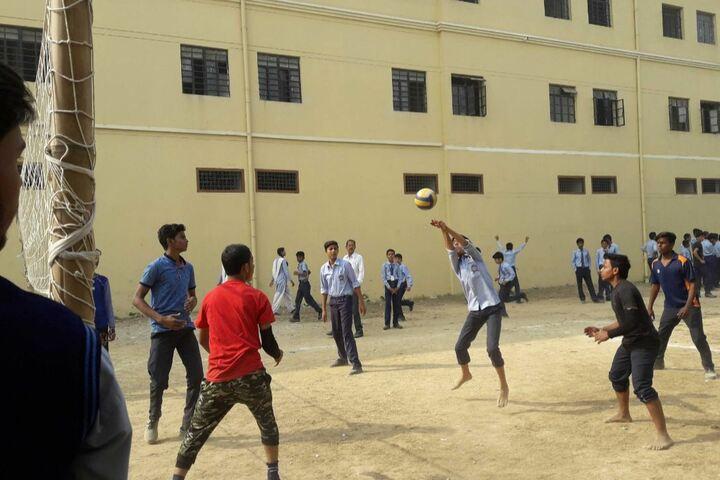 N S Children Academy-Sports