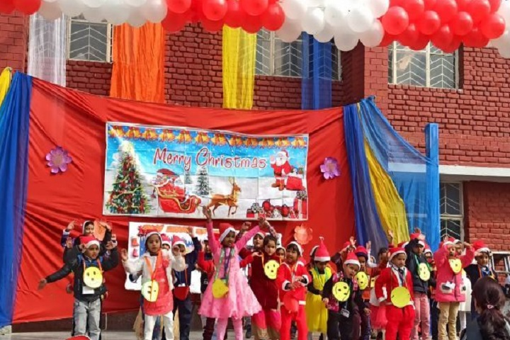 N S Public School-Christmas Celebration