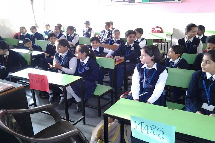 N S Public School-Class Room