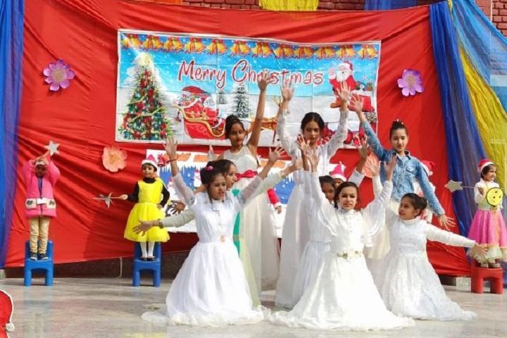 N S Public School-Dance