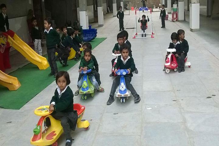 NM Public School-Playarea