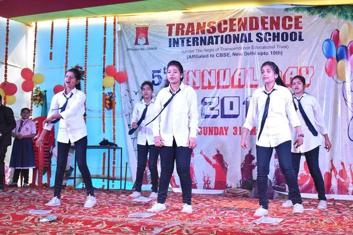 Transcendence International School-Annual Day