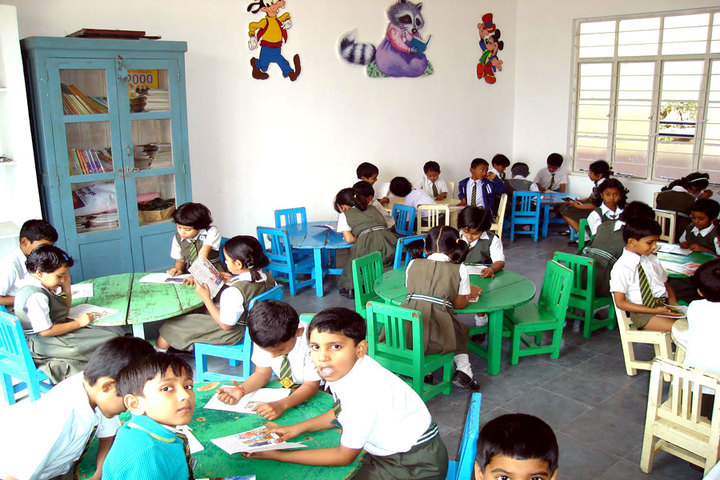 Transcendence International School-Classroom