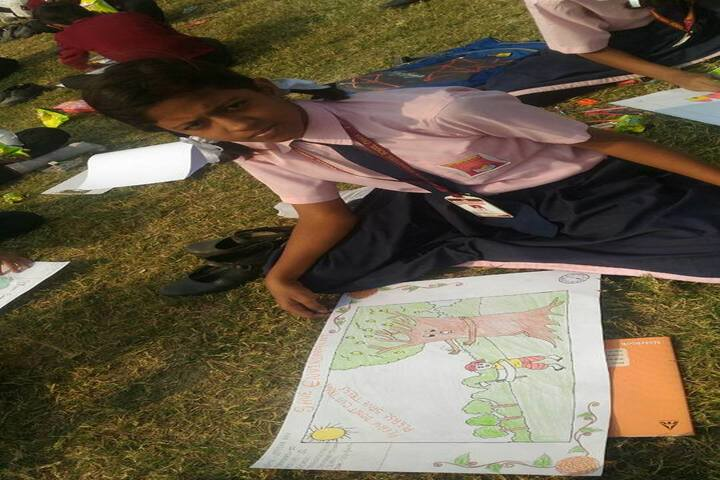 Transcendence International School-Drawing Competition