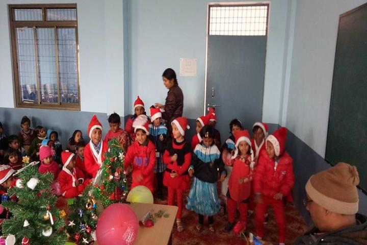 Nanak Public School-Christmas Day