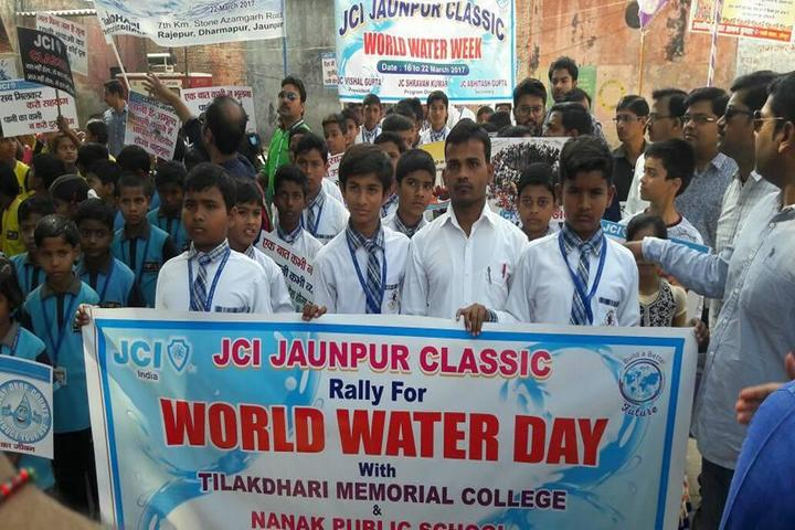 Nanak Public School-World Water Day