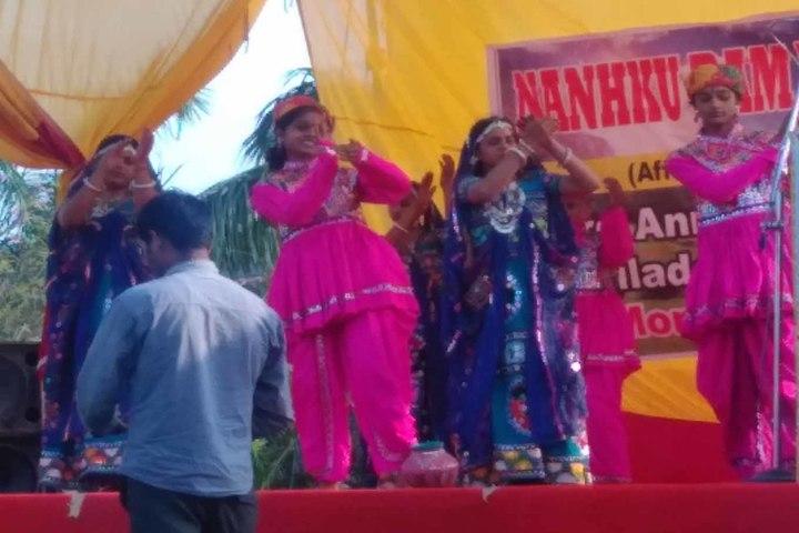 Nanhku Ram Public School-Annual Day