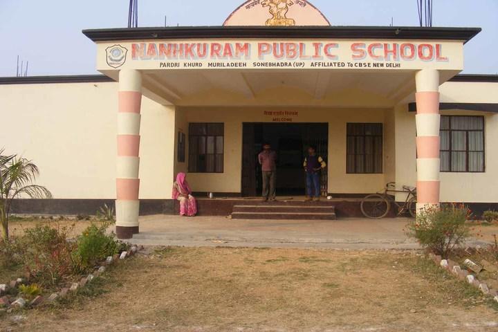 Nanhku Ram Public School-Campus View