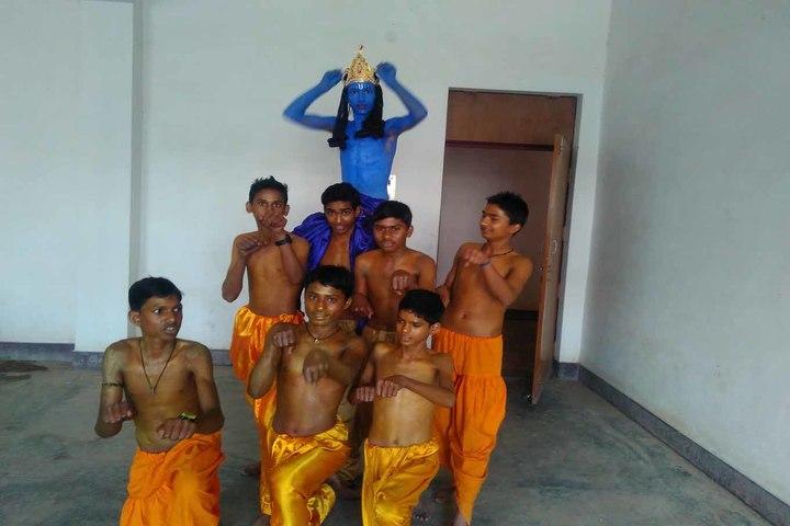 Nanhku Ram Public School-Playrole