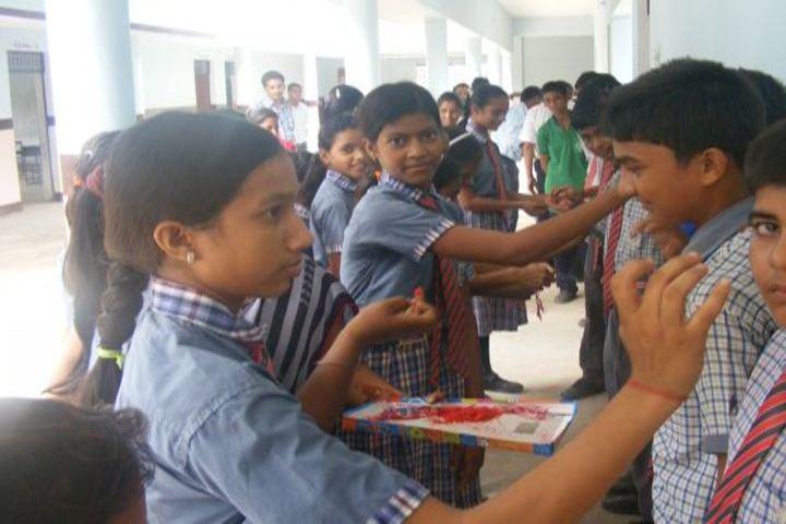 Nanhku Ram Public School-Rakhi Celebrations