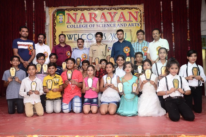 Narayan College Of Science And Arts-Achievement