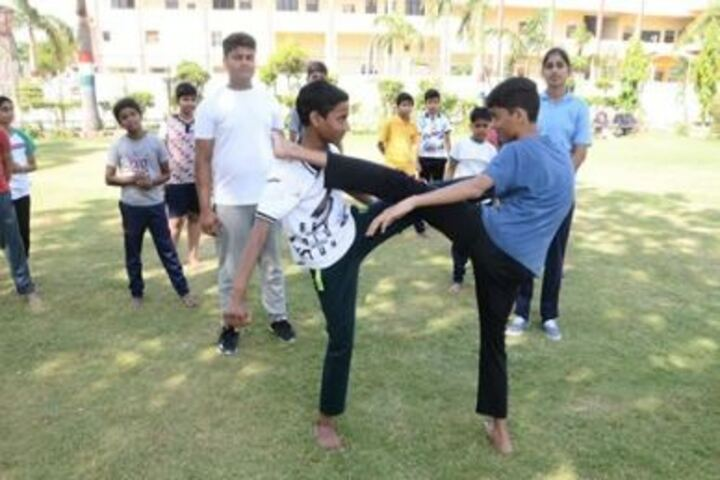 Narayan College Of Science And Arts-Karate