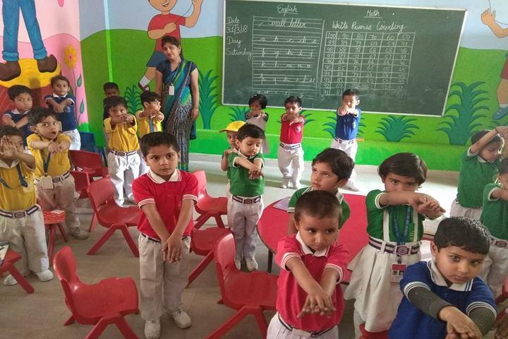 Narayan Savitri Public School-Junior Wing